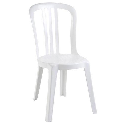 Chaises PVC - SODIS