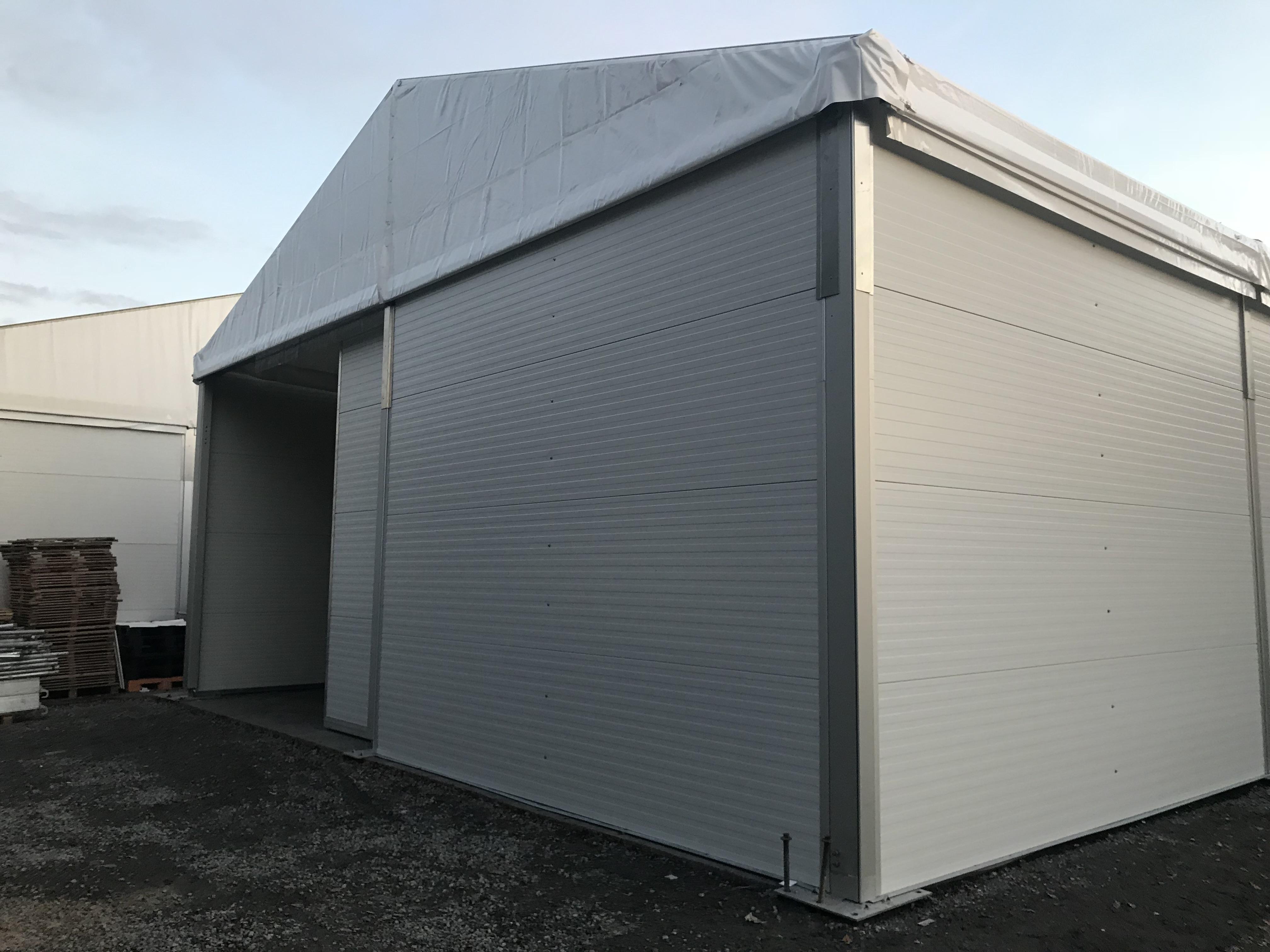 Structure Aluminium-SODIS-2018